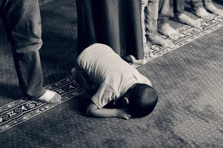 alim birinden dua istemek
