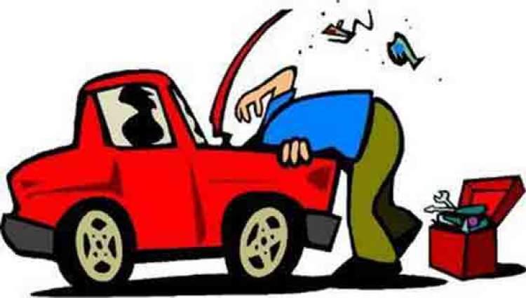 bindiğin arabanın bozulması