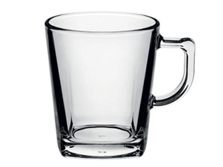 boş cam bardak görmek