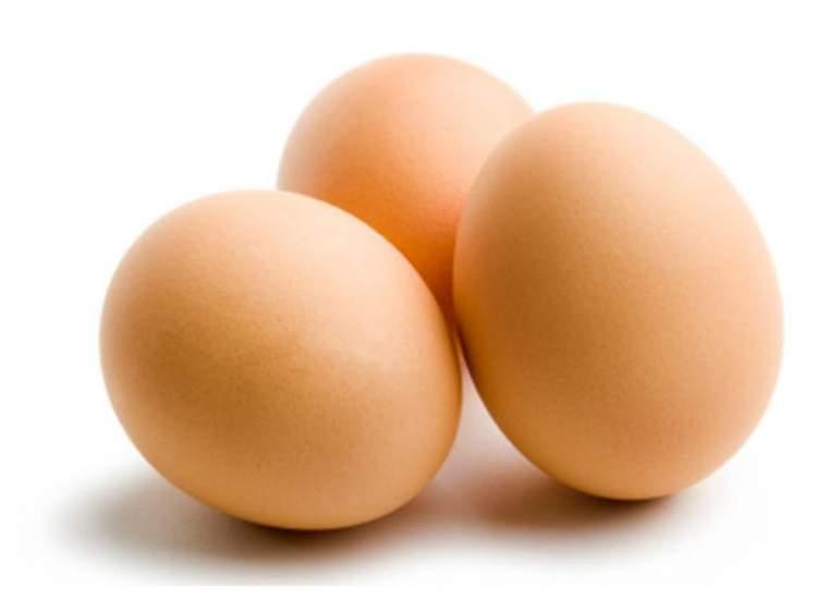 büyük yumurta görmek