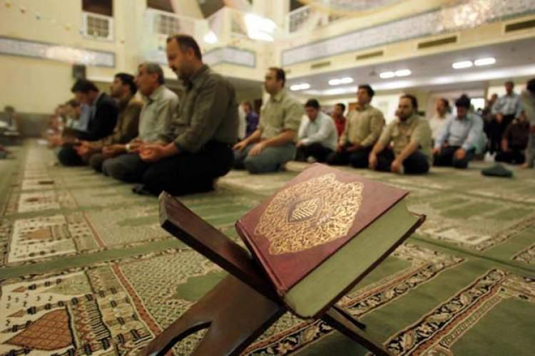 camide öğle namazı kılmak
