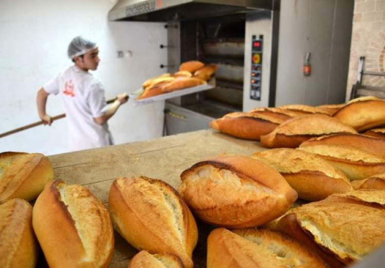 ekmek fırından ekmek almak