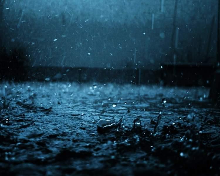 evin içine yağmur suyu dolması