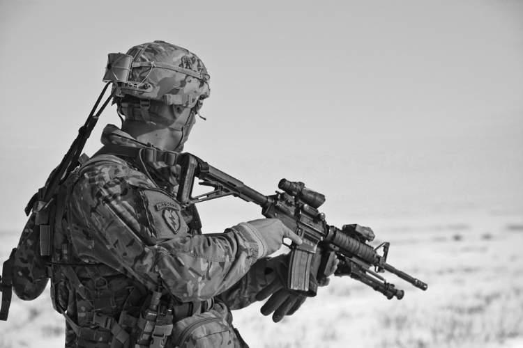 fransız askeri görmek