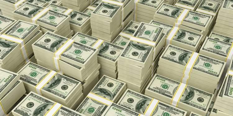 kağıt kağıt para görmek