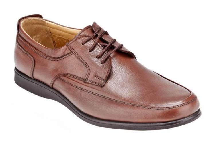 kahverengi ayakkabı hediye almak