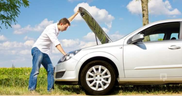 kullandığın arabanın bozulması