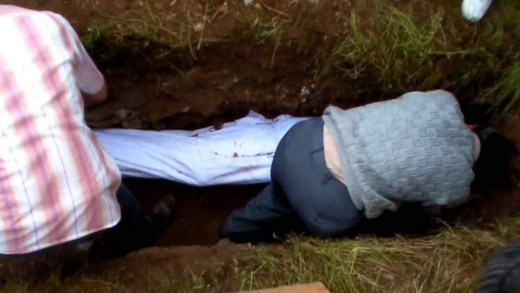 Rüyada Ölmüş Birini Tekrar Gömmek