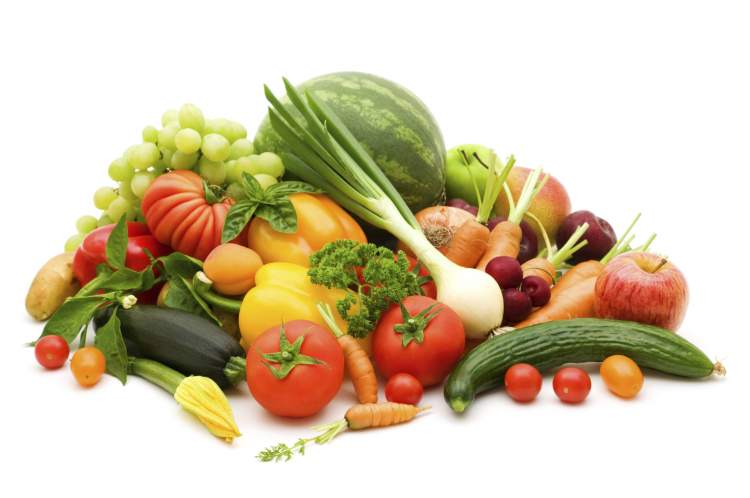 pazardan sebze meyve almak