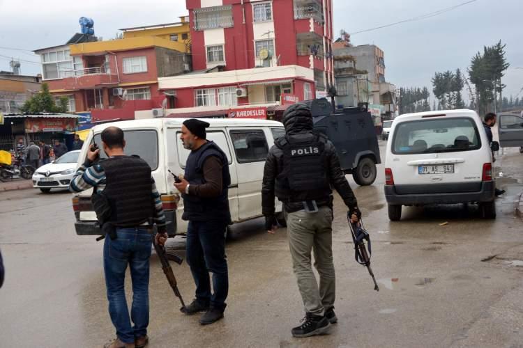 sivil polis görmek