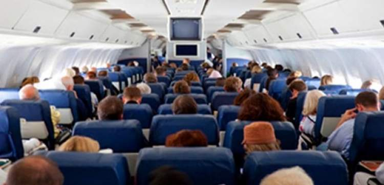 uçağa binip yurtdışına gitmek