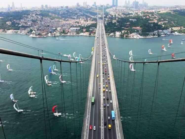 boğaz köprüsü görmek