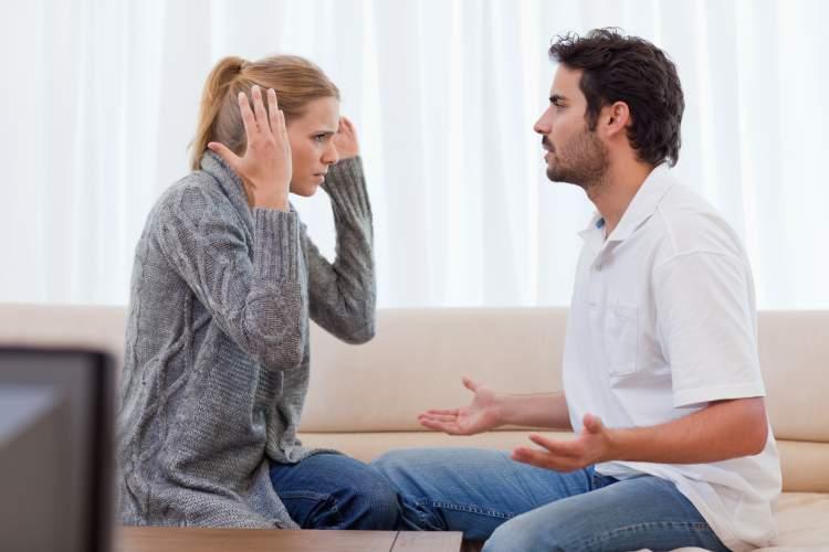 Rüyada Sevgiliyle Tartışmak