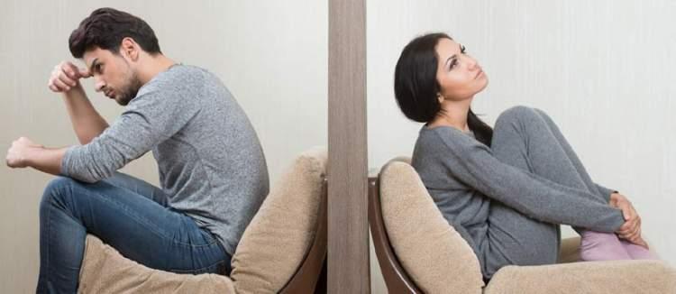 Rüyada Boşandığını Görmek