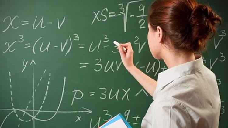 Rüyada Matematik Öğretmeni Görmek