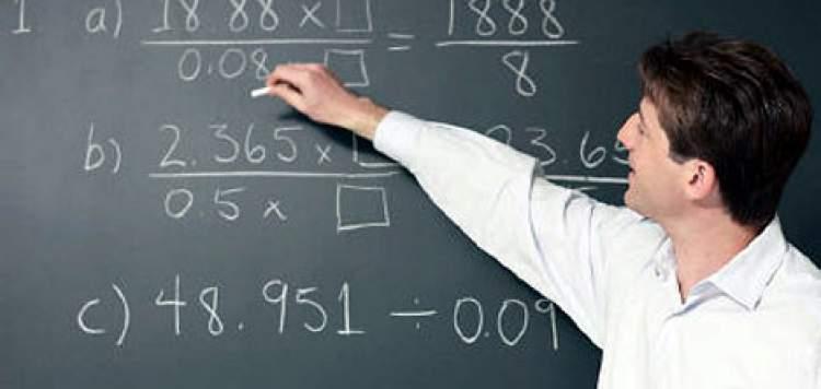 Rüyada Matematik Öğretmenini Görmek