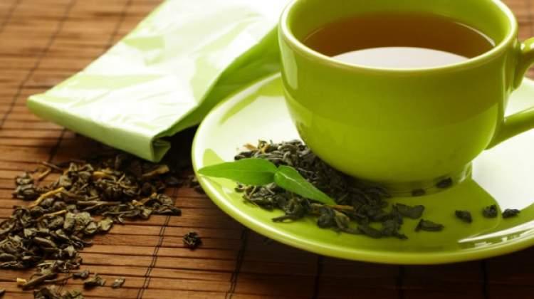 yeşil çay görmek