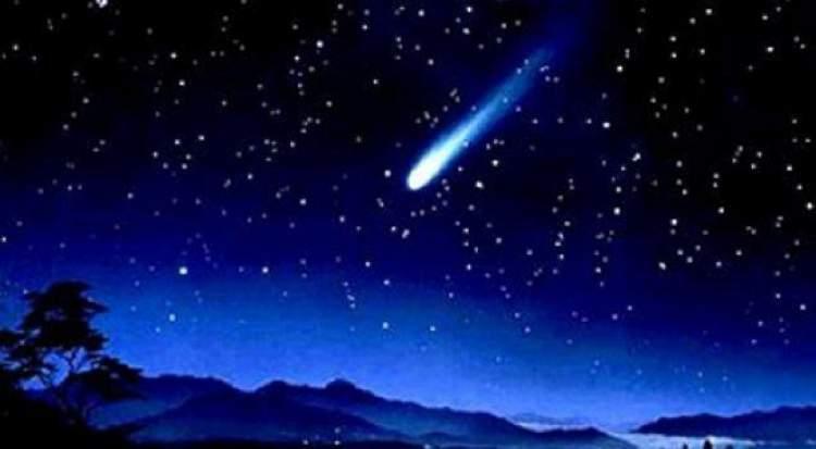 gökyüzünde yıldızlar görmek
