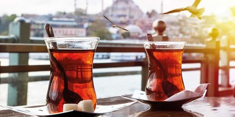 misafire çay ikram etmek