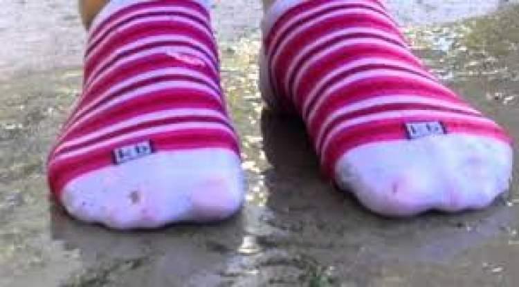 ıslak çorap görmek