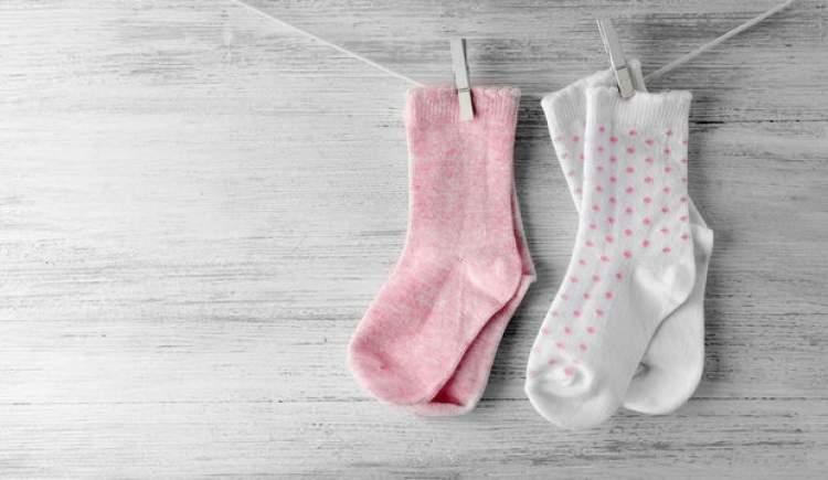 çorap kaybetmek
