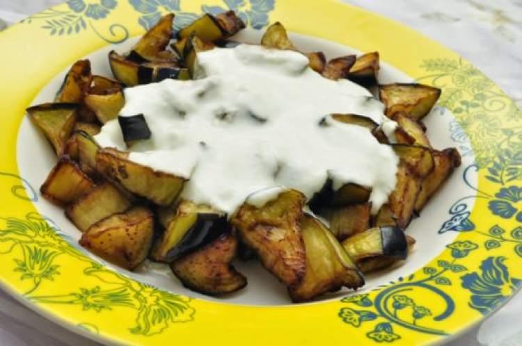 patlıcan kızartmak