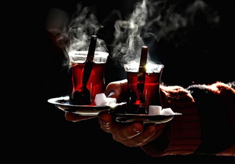 Rüyada Açık Çay Görmek