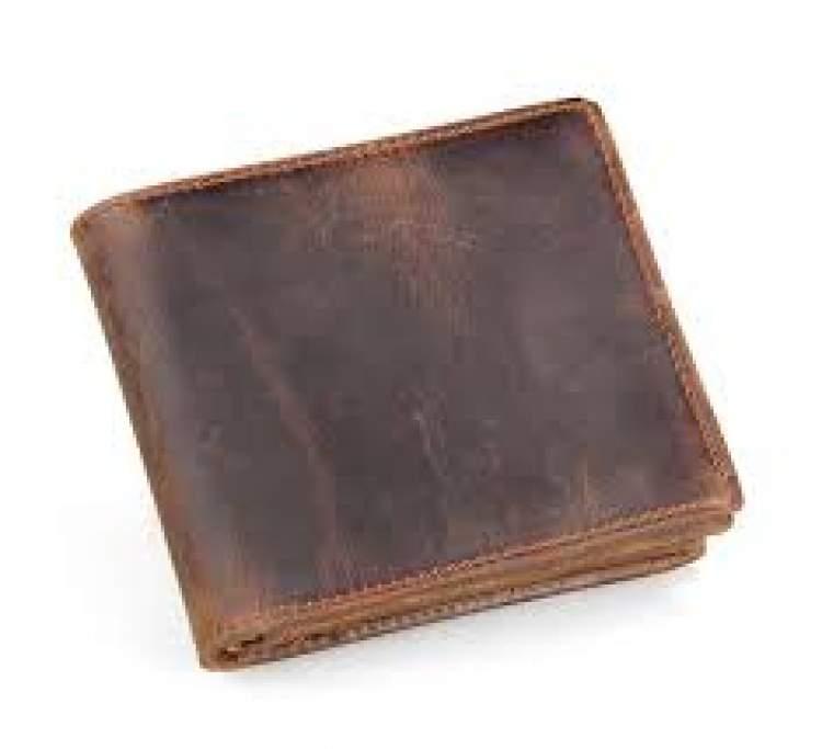 yırtık cüzdan görmek